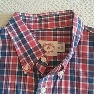 Brooks Brothers Shirts - Men's short sleeve shirt